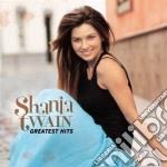 GREATEST HITS cd musicale di Shania Twain