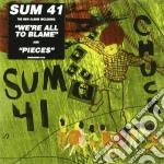 CHUCK cd musicale di SUM 41