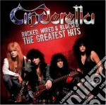 Cinderella - Rocked, Wired & Bluesed: cd musicale di CINDERELLA