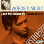 Greatest hits-2cd 0 cd musicale di John Mellencamp