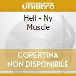 N.Y.MUSCLE cd musicale di DJ HELL