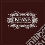 HOPES AND FEARS cd musicale di KEANE