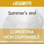 Summer's end cd musicale di Autumn