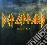 BEST OF  ( 17 MASSIVE HITS) cd musicale di DEF LEPPARD