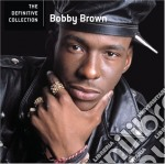 THE DEFINITIVE COLLECTION cd musicale di BROWN BOBBY