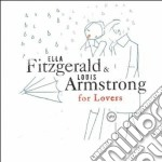FOR LOVERS cd musicale di Armstrong & fitzgera