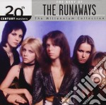 20th century masters cd musicale di Runaways