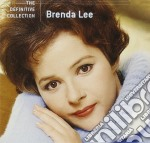 DEFINITIVE COLLECTION cd musicale di LEE BRENDA