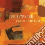 WORLD OF BRAZIL cd musicale di Lee Ritenour