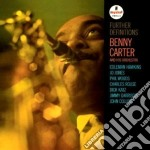 Benny Carter - Further Definitions cd musicale di Benny Carter