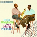 LOUIS ARMSTRONG MEETS O. PETERSON cd musicale di Armstrong/peterson