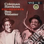 ENCOUNTERS BEN WEBSTER cd musicale di Coleman Hawkins