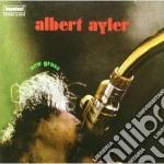 NEW GRASS cd musicale di Albert Ayler