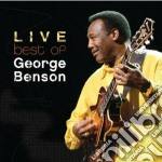 LIVE BEST OF cd musicale di George Benson