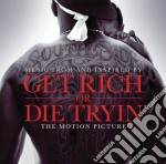 GET RICH OR DIE TRYIN' cd musicale di Cent 50