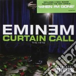 CURTAIN CALL-THE HITS cd musicale di EMINEM