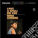 I PUT A SPELL ON YOU cd musicale di Nina Simone