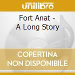 A LONG STORY cd musicale di Anat Fort