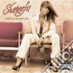 Point of no return cd musicale di Shareefa