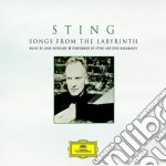 SONGS FROM THE LABYRINTH cd musicale di STING