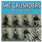 THE 2ND CRUSADE cd musicale di CRUSADERS
