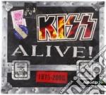 ALIVE! 1975-2000/4CD cd musicale di KISS