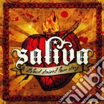 Saliva - Blood Stained Love Story cd musicale di SALIVA