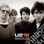 18 SINGLES cd musicale di U2