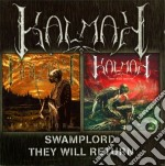 SWAMPLORD/THEY WILL RETURN                cd musicale di KALMAH