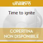 Time to ignite cd musicale di Poopzkid Itchy