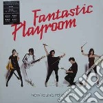 FANTASTIC PLAYROOM cd musicale di NEW YOUNG PONY CLUB