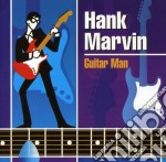 Guitar man cd musicale di Hank Marvin