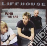 WHO WE ARE cd musicale di LIFEHOUSE