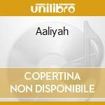 AALIYAH cd musicale di AALIYAH