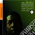 BALLADS cd musicale di John Coltrane