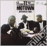 Boyz II Men - Motown Hitsville Usa cd musicale di Boyz ii men