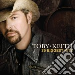 35 BIGGEST HITS cd musicale di KEITH TOBY