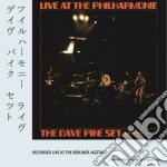 LIVE AT THE PHILHARMONIE                  cd musicale di The Dave pike set