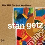 THE BOSSA NOVA ALBUMS - BOX 5 CD cd musicale di Stan Getz