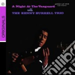 A NIGHT AT THE VILLAGE VAN cd musicale di Kenny Burrell