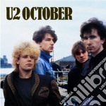 OCTOBER (remastered) cd musicale di U2