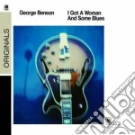 I GOT A WOMAN AND SOME BLU cd musicale di George Benson