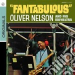 FANTABULOUS cd musicale di Oliver Nelson