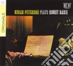 PLAYS COUNT BASIE cd musicale di Oscar Peterson