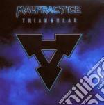 Malpractice - Triangular cd musicale di MALPRACTICE