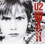 WAR (remastered) cd musicale di U2