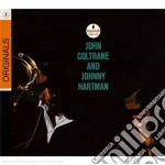 JOHN COLTRANE & JOHNNY HAR cd musicale di John Coltrane