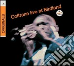 LIVE AT BIRDLAND cd musicale di John Coltrane