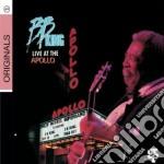 LIVE AT THE APOLLO cd musicale di B.b. King