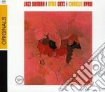 Jazz samba cd musicale di Getz/bird